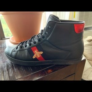 Gucci Ace High top Sneakers